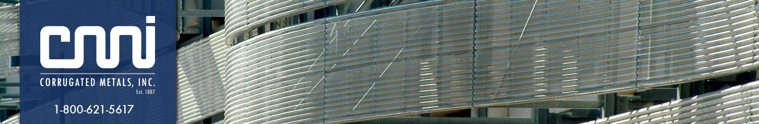Corrugated Metals Inc Logo